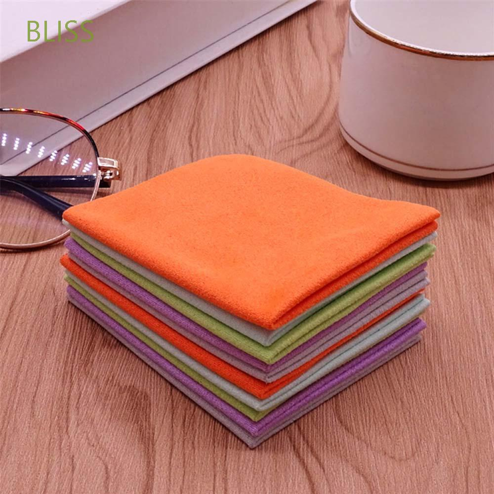 BLISS High Quality 5 colors Phone Screen Microfiber Chamois Glasses Cloth