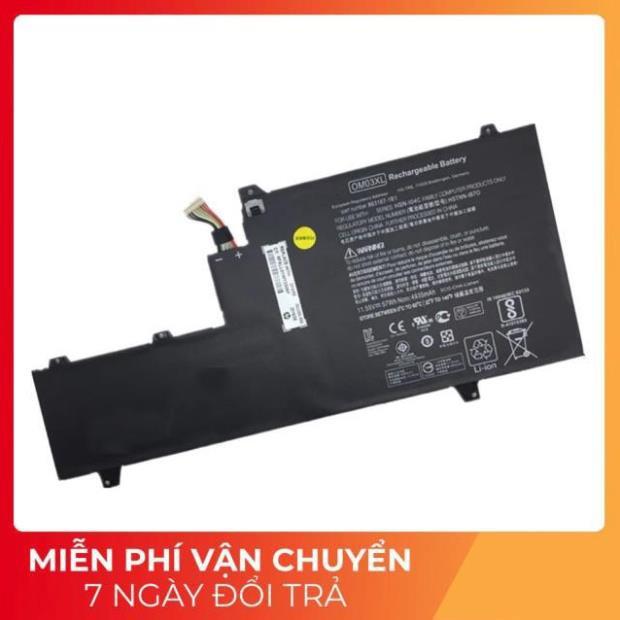[BH 12TH] PIN HP EliteBook X360 1030 G2 OM03XL 57Wh Zin