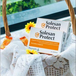 Viên uống chống nắng cải tiến Solesan Protect