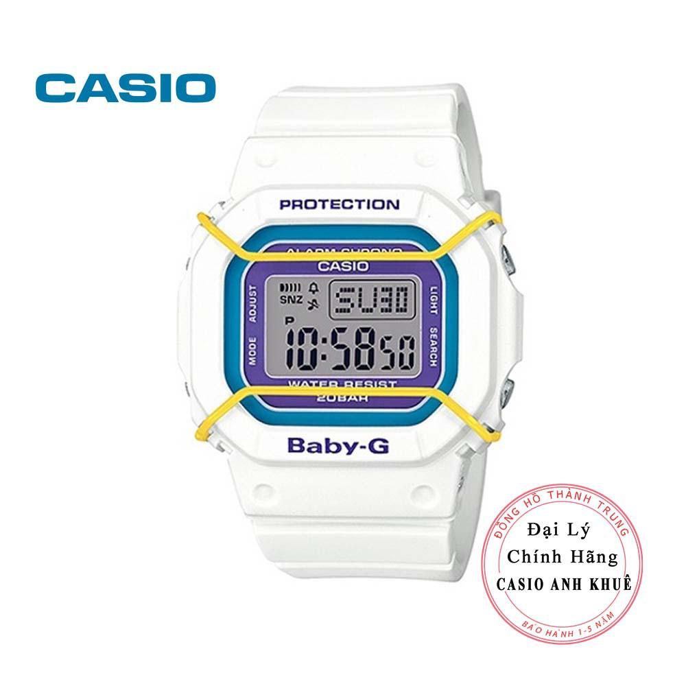 Đồng hồ nữ Casio BabyG BGD-501-7BDR dây nhựa
