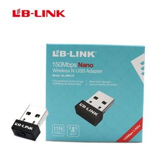 Thiết bị USB thu wifi cho máy tính bàn LB-LINK BL-WN151 Nano