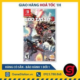 Đĩa Game God Eater 3 - Cho Máy Nintendo Switch thumbnail