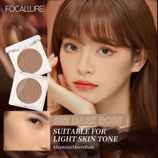Focallure Full Coverage Creamy Smooth Texture JasmineMeetsRose Contour 1pc 3.7g 2