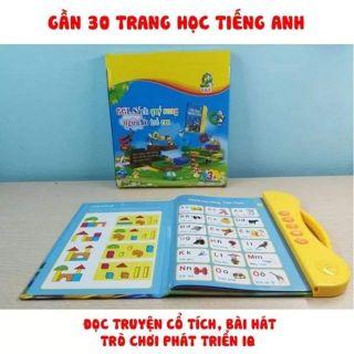 Sách học thông minh song ngữ Anh viêt cho bé