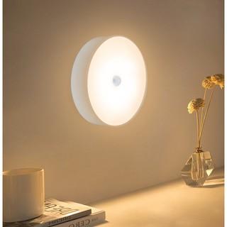 Đèn ngủ, đèn led cảm ứng chuyển động treo tường tiện lợi