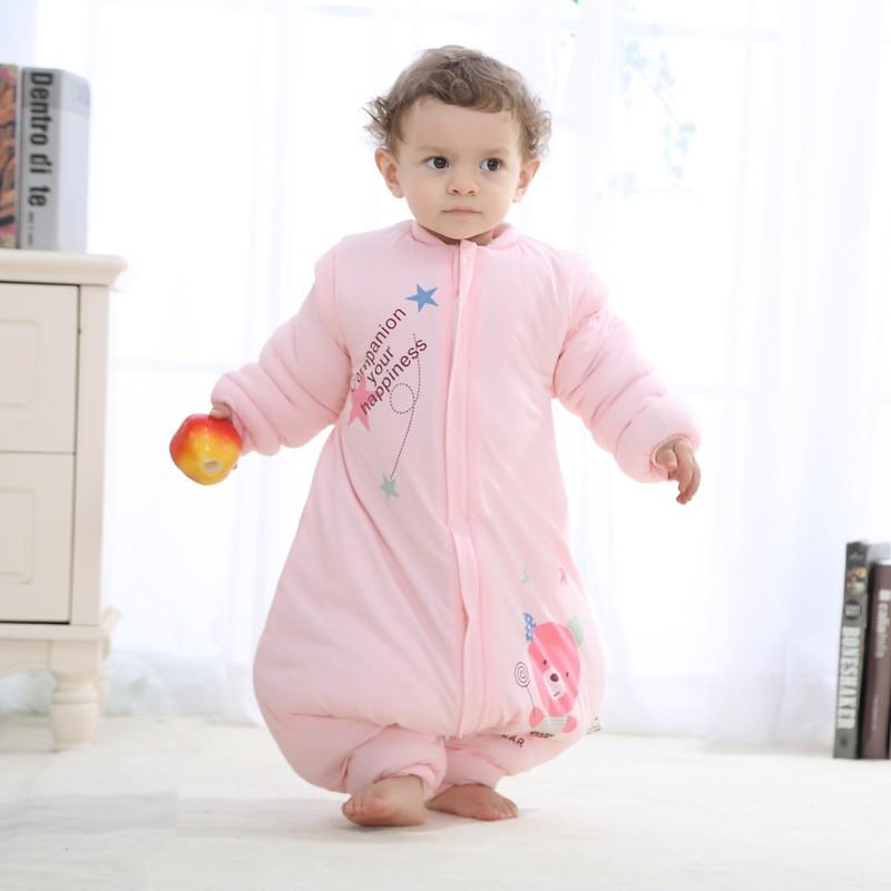 Túi ngủ cho bé sơ sinh TN032 - Túi ngủ trẻ em sơ sinh nhập khẩu - Cho bé từ 0 đến 3 tháng