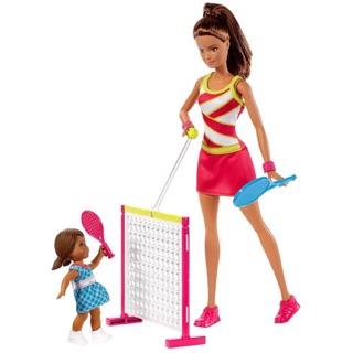 🐩BÚP BÊ THỂ THAO Barbie sport ( hàng Mỹ Xách tay)