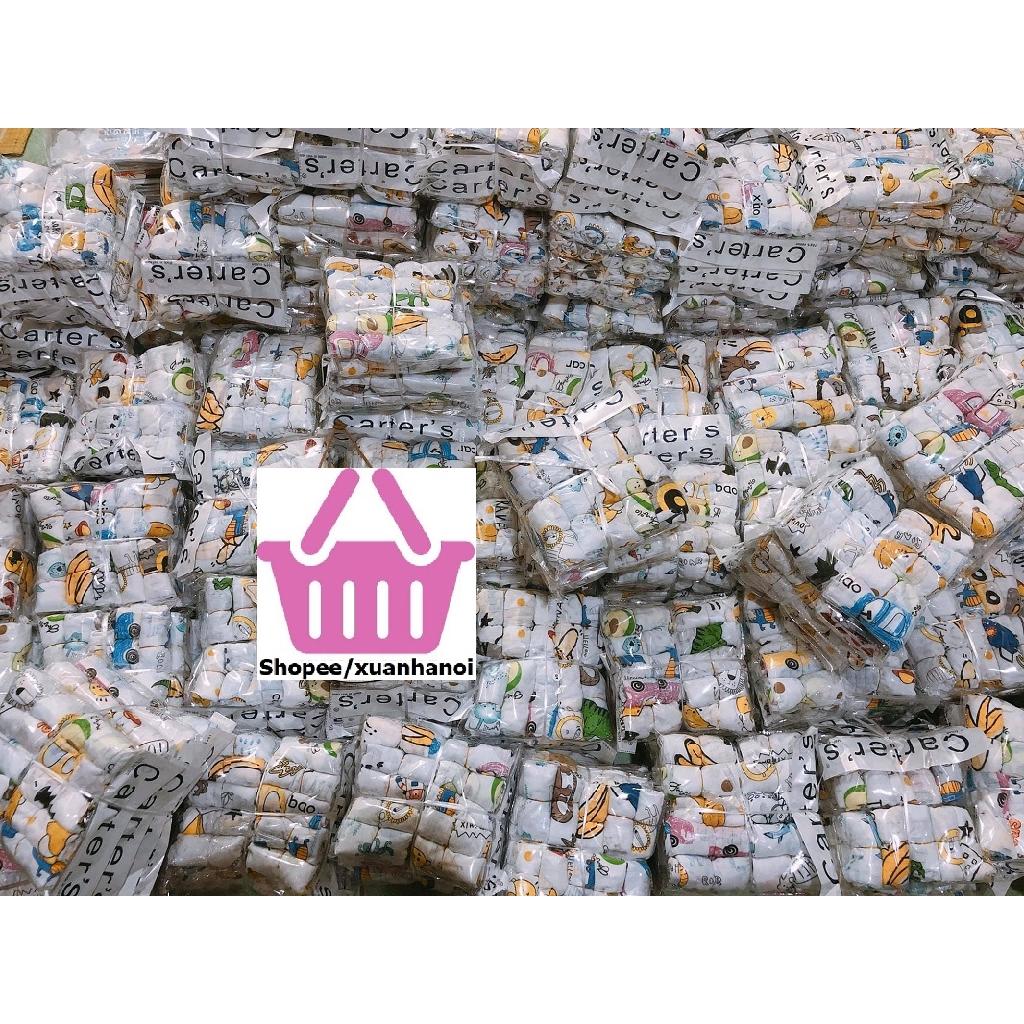 Combo10 quần đùi chục Cotton giấy Quảng Châu cho bé trai bé gái