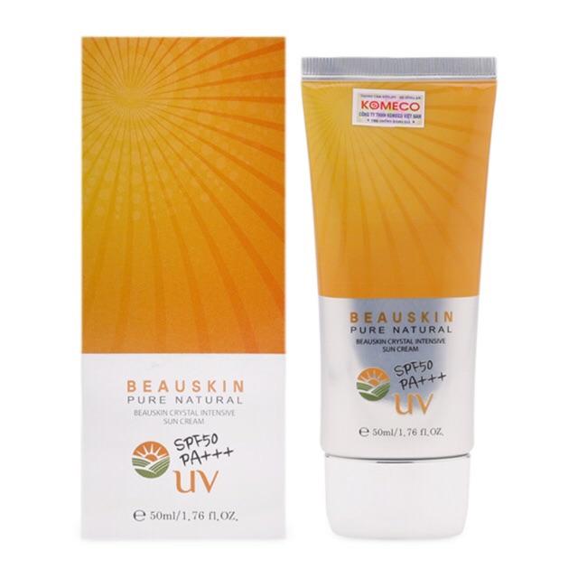 Kem chống nắng Beauskin SPF 50