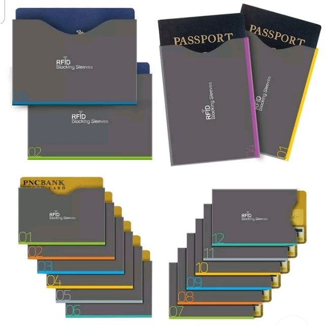 Stop RFID theft- Chống trộm thông tin trên các thẻ ngân hàng, tín dụng và hộ chiếu - 13952730 , 1757132280 , 322_1757132280 , 149000 , Stop-RFID-theft-Chong-trom-thong-tin-tren-cac-the-ngan-hang-tin-dung-va-ho-chieu-322_1757132280 , shopee.vn , Stop RFID theft- Chống trộm thông tin trên các thẻ ngân hàng, tín dụng và hộ chiếu
