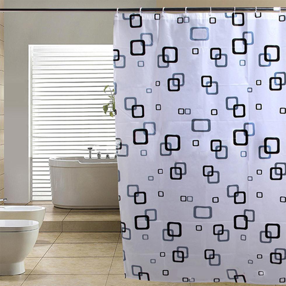 Rèm nhà tắm EVA dài 2m không thấm nước