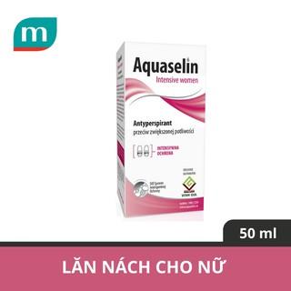 Lăn Nách Dành Cho Nữ Aquaselin Insensitive Women 50Ml thumbnail