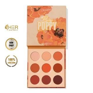 Bảng phấn mắt ColourPop Big Poppy Eyeshadow Palette thumbnail