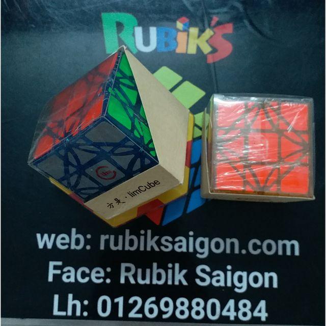 Limcube Dreidel 3x3 transparent limited - 3368509 , 998546224 , 322_998546224 , 770000 , Limcube-Dreidel-3x3-transparent-limited-322_998546224 , shopee.vn , Limcube Dreidel 3x3 transparent limited
