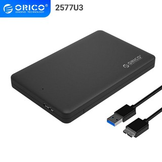 Box ổ cứng 2.5 Orico 2577U3 Sata 3.0 - Dùng cho HDD, SSD - Hàng Chính Hãng Bảo Hành 12 Tháng thumbnail