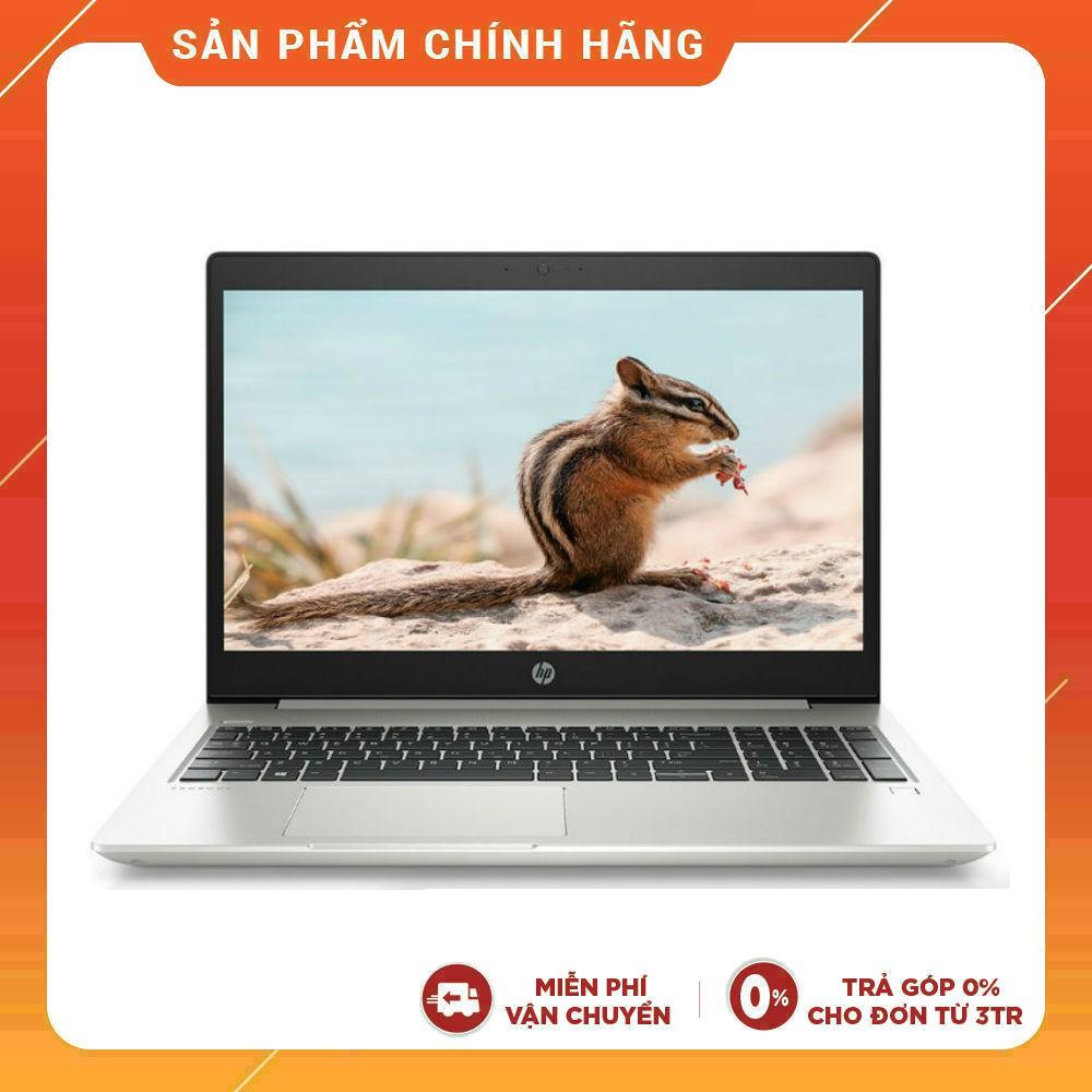 [Mã ELLAPDESK giảm 5% đơn 3TR] Laptop chính hãng Hp ProBook 450 G6 5YM81PA (Bạc) New 100% - Bảo hành chính hãng