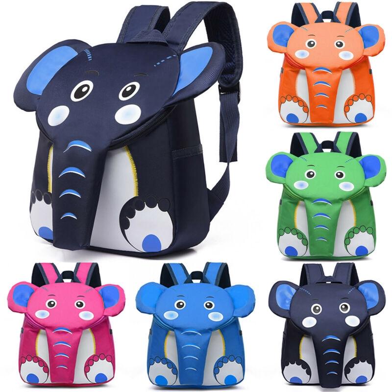 Ba lô đi học thiết kế hình chú voi dễ thương dành cho bé