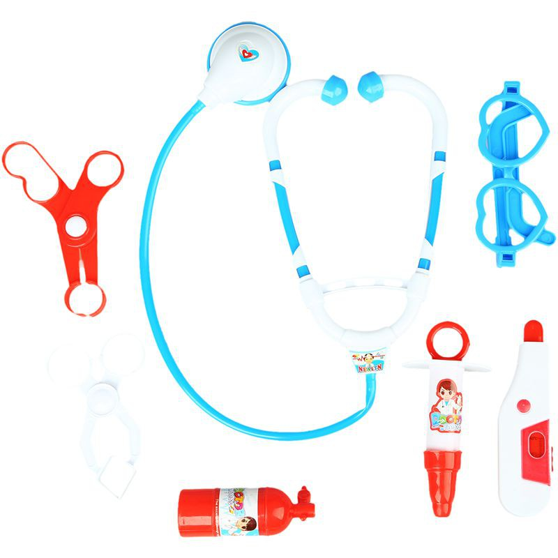 Kids Educational Pretend Doctor Nurse Role Play Medical Kit Roleplay Toy Set - 22787545 , 5204342078 , 322_5204342078 , 44615 , Kids-Educational-Pretend-Doctor-Nurse-Role-Play-Medical-Kit-Roleplay-Toy-Set-322_5204342078 , shopee.vn , Kids Educational Pretend Doctor Nurse Role Play Medical Kit Roleplay Toy Set