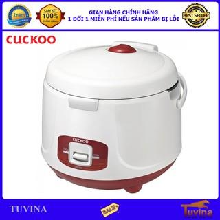 Nồi Cơm Điện Cuckoo CR-1055 1.8 Lít - Hàng Chính Hãng (Bảo Hành Toàn Quốc 2 Năm)