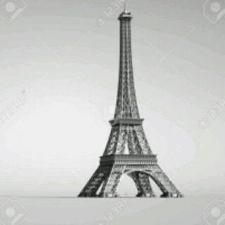 Tháp mô hình trang trí