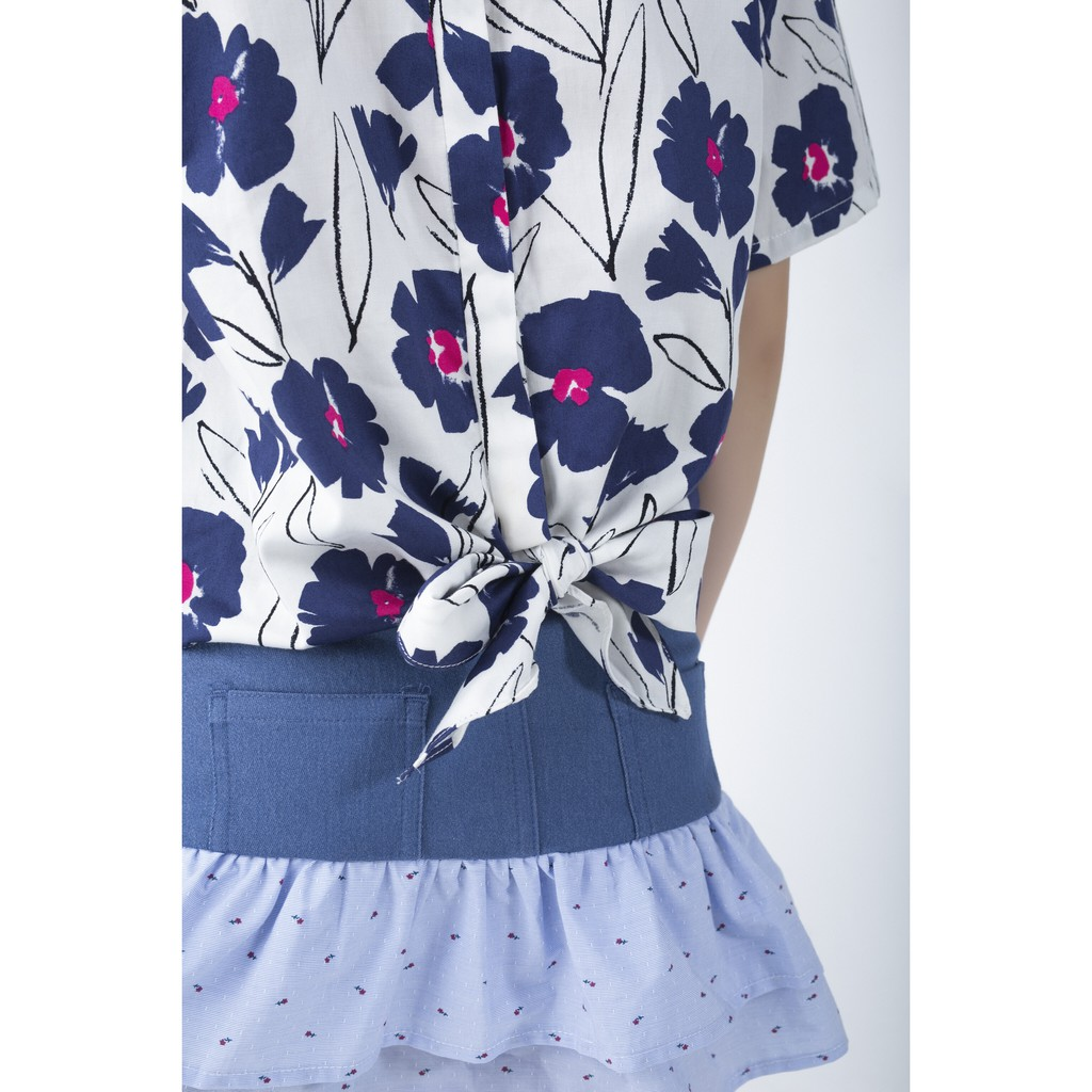 Quần váy bé gái IVY moda MS 30G0620
