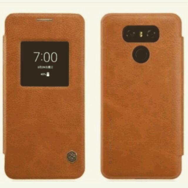 Bao da nillkin cho LG G6 (Qin)