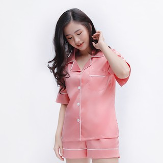top-rated genuine 50-70%off hot-selling fashion SET NGỦ NỮ LILAS BLANC PEACH SUMMER PJ | Shopee Việt Nam