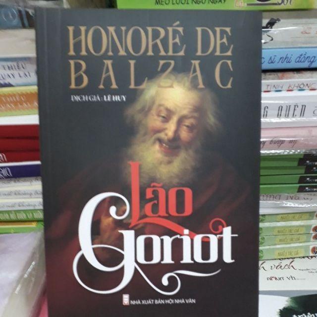 Sách: Lão Goriot.