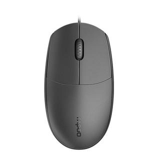 [SIÊU RẺ] Chuột có dây Rapoo N100 – Đen – Hàng Chính Hãng