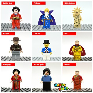 Nhân vật Lego Minifigure ( Mẫu đặc biệt )