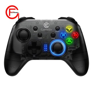 Gamesir T4 2.4 Ghz Wireless Pc Controller Wired Game Controller Gamepad 4 Customizable Buttons