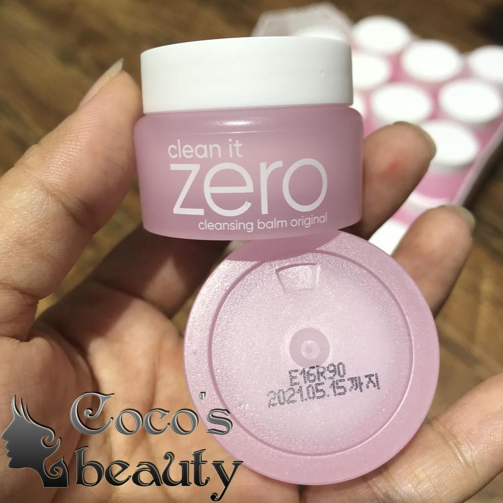 Tẩy Trang Dạng Sáp Banila Co Clean it zero mini size