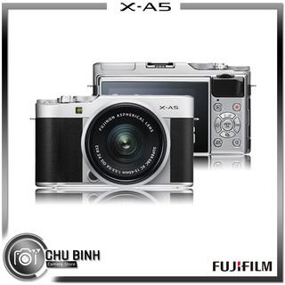 Máy ảnh Fujifilm X-A5 + XC 15-45mm F/3.5-5.6 OIS PZ   Chính Hãng