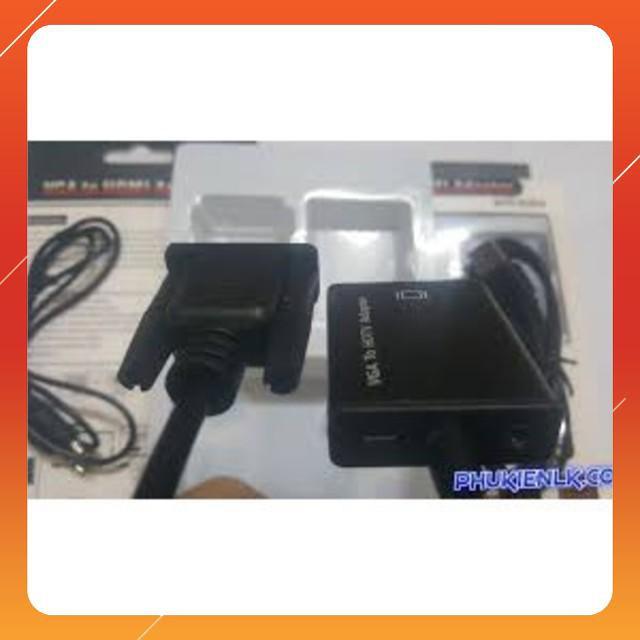 [FLASH SALE]  Bộ Cáp Chuyển Đổi Tín Hiệu Từ VGA Sang HDMI Có Âm Thanh Kèm Theo dây nối Micro USB - 14064475 , 2134328866 , 322_2134328866 , 158700 , FLASH-SALE-Bo-Cap-Chuyen-Doi-Tin-Hieu-Tu-VGA-Sang-HDMI-Co-Am-Thanh-Kem-Theo-day-noi-Micro-USB-322_2134328866 , shopee.vn , [FLASH SALE]  Bộ Cáp Chuyển Đổi Tín Hiệu Từ VGA Sang HDMI Có Âm Thanh Kèm The