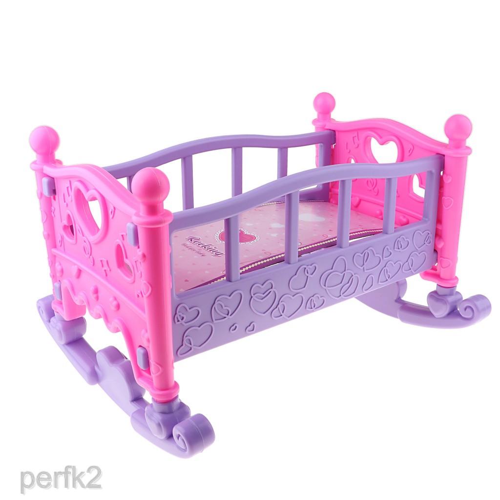 Đồ chơi giường ngủ cho búp bê