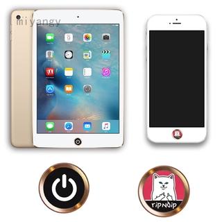 Miếng Dán Trang Trí Nút Home Xinh Xắn Cho Iphone7 Apple 6s 8plus
