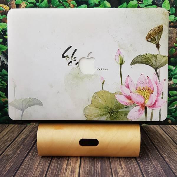 Ốp MacBook _Hoa sen Giá chỉ 350.000₫