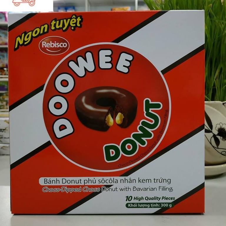 Bánh Doowee Donut 300g (10 cái)