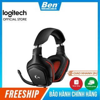 Tai nghe chuyên game Logitech G331 Âm thanh nổi (G331 Stereo Gaming Headset) - Bảo Hành Chính Hãng - BenComputer