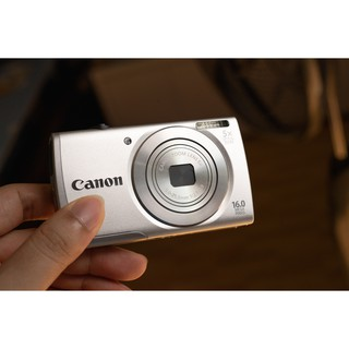 [Hiếm] Máy ảnh số Canon PowerShot A2600