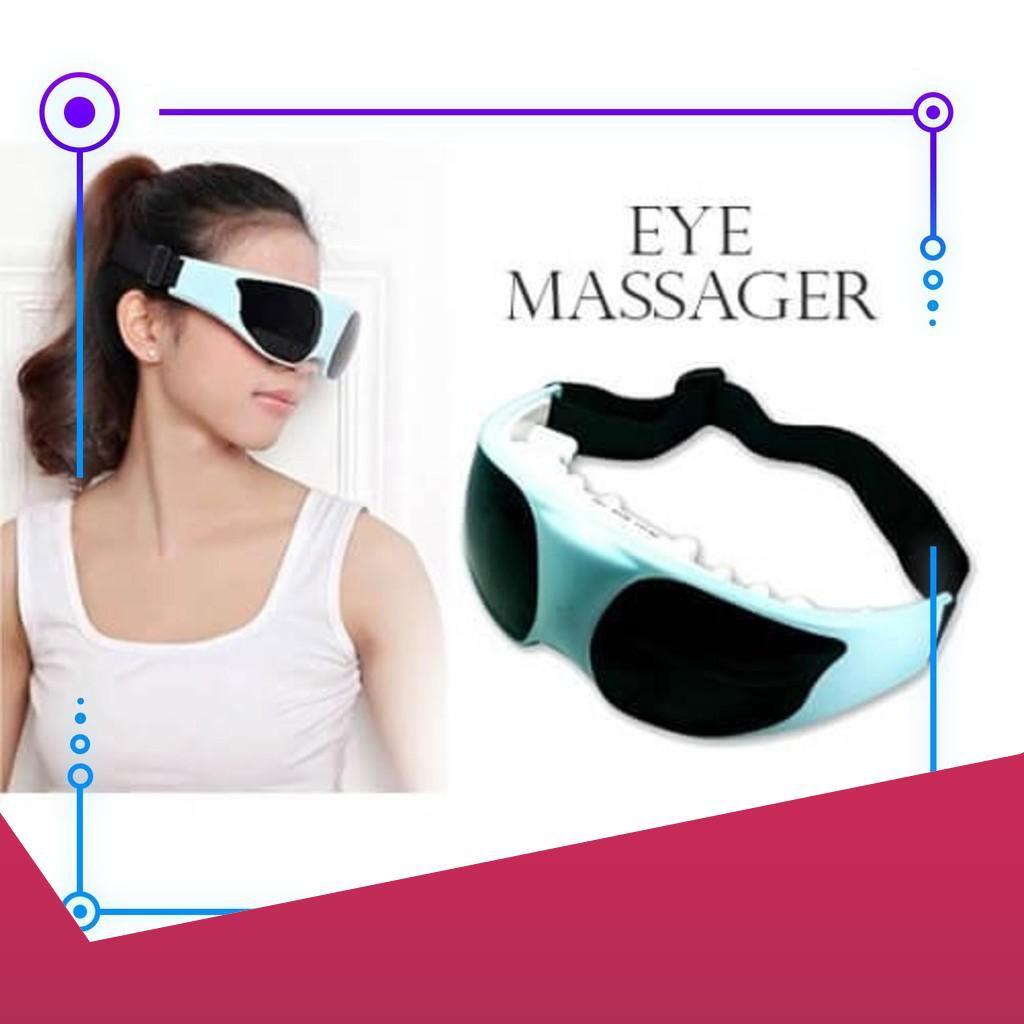 SIÊU RẺ BÃO GIÁ Hot- Kính massage thư giãn mắt eyes massager Sale MỚI NHẤT HOT NHẤT