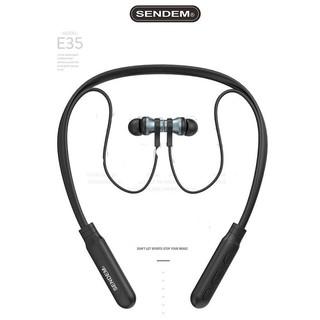 [FREESHIP] Tai nghe thể thao không dây SD PH 18 chính hãng, Tai nghe quàng cổ Bluetooth PIN TRÂU 15 giờ thumbnail