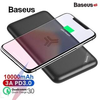 [CHÍNH HÃNG] Pin dự phòng + sạc nhanh không dây Baseus S10 Bracket 10000mAh