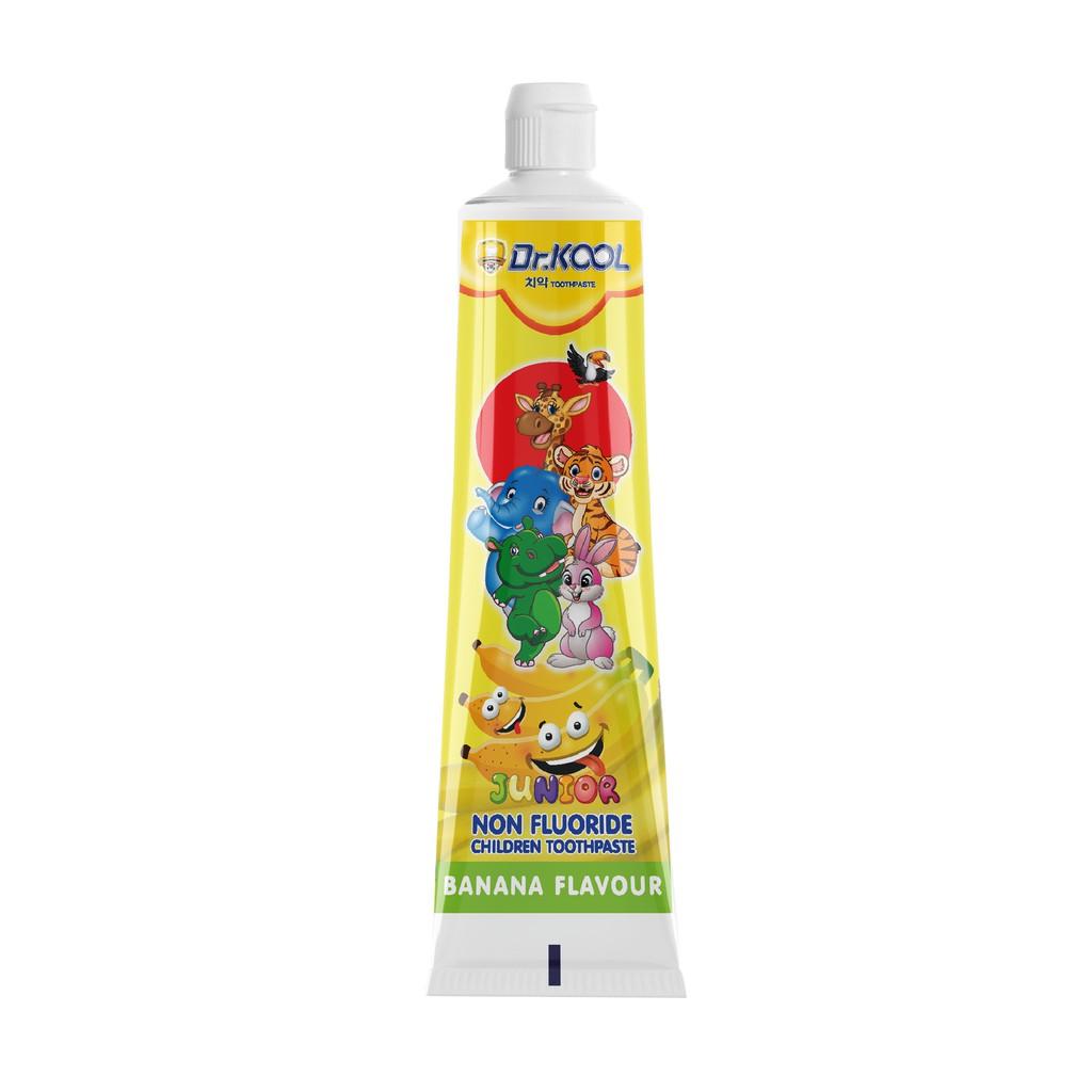 Kem đánh răng Dr Kool hương chuối M270