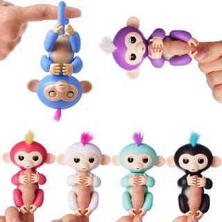 GIÁ RẺ NHẤT -Đồ chơi Babymonkey fingerlings – khỉ tương tác bầu bạn vs bé