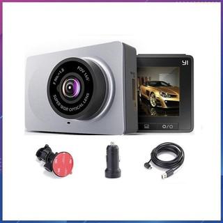 Camera hành trình Smartdash YI 2K Chính hãng- Độ phân giải 2K Tích hợp WiFi xem qua điện thoại. thumbnail
