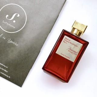 Nước hoa dùng thử MFK Baccarat Rouge 540 Extrait BEEPerfume thumbnail