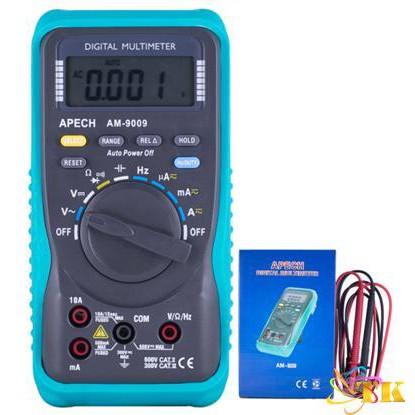 Đồng hồ đo điện vạn năng APECH AM 9009 - 3107399 , 736977339 , 322_736977339 , 700000 , Dong-ho-do-dien-van-nang-APECH-AM-9009-322_736977339 , shopee.vn , Đồng hồ đo điện vạn năng APECH AM 9009