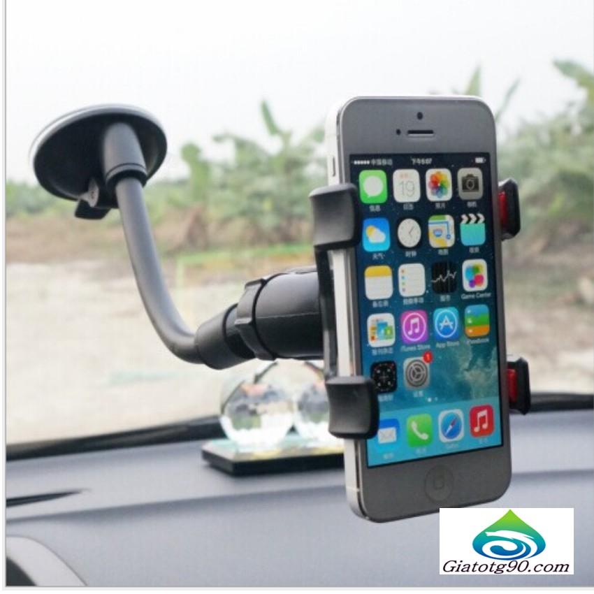 Giữ điện thoại xoay 360 độ chân hít chân không tiện ích 206349-1