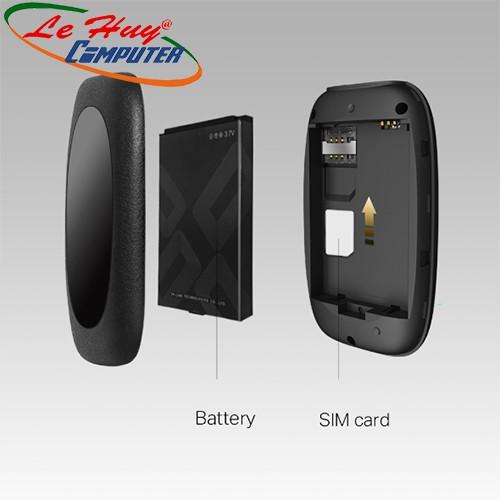 Bộ Phát WIFI Di Động 4G LTE TPLink M7000 Chính Hãng